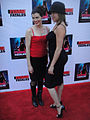 Femme Fatales Red Carpet - Hilary Prentice and Heidi James (7374130624).jpg