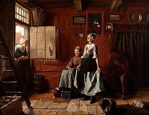 Ferdinand Fagerlin - Surprize, 1888