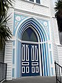 Ferndale CA Our Savior's Church Door.jpg