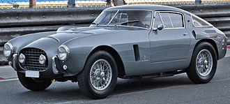 Ferrari 250 - Ferrari 250 MM