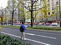 Ferrari automobiles at Midosuji World Street (11).jpg