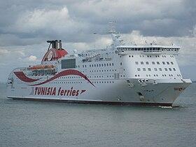 bateau tunisie canada