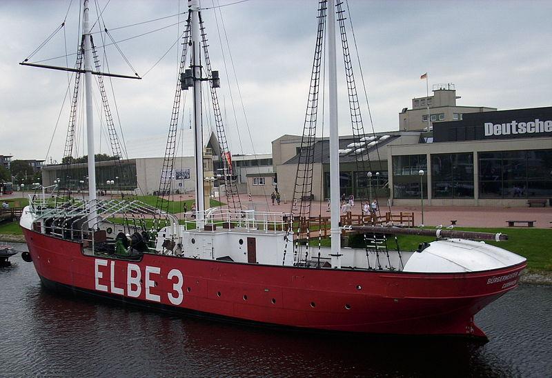 File:Feuerschiff Elbe 3 in Bremerhaven.jpg