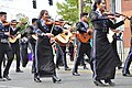 Fiestas Patrias Parade, South Park, Seattle, 2017 - 015 - mariachi performers from Wenatchee High School.jpg