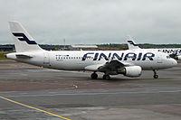 OH-LXA - A320 - Finnair