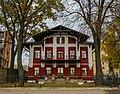 Fire station,Sverdlovskaya embankment 02.jpg