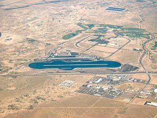 Wild Horse Pass Motorsports Park Race track