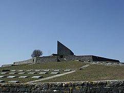Cementerio militar alemán, Passo della Futa (1962-1967)