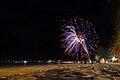 Fireworks on Patong beach.jpg