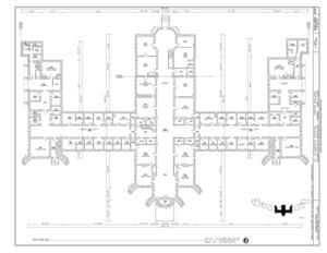 File Second Floor Plan St Elizabeths Hospital Center