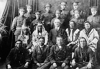 First Nations CEF soldiers A041366.jpg