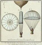 First parachute2