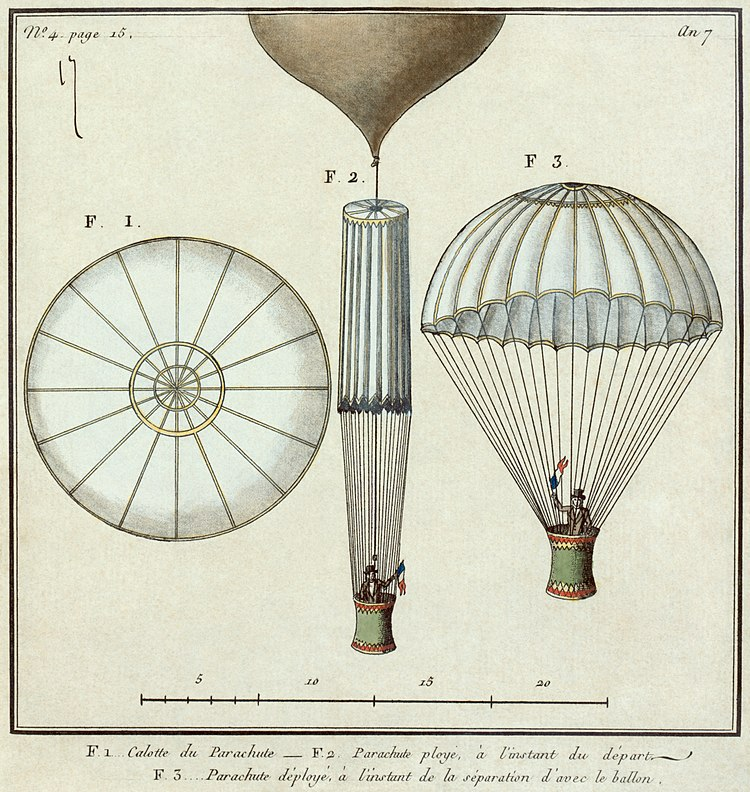 First Parachute Schematics