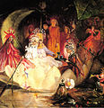 Fitzgerald, John Anster - The Marriage of Oberon and Titania.jpg