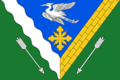 Flag of Aglomazovskoe (Ryazan oblast).png