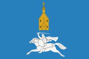 Ilyinsky District, Ivanovo Oblast - Image: Flag of Ilinsky rayon (Ivanovo oblast)