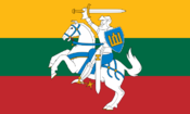 Flag of Lithuania STATE (Fictional).png