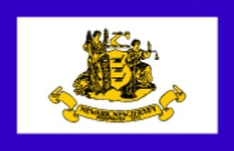 United Continental Holdings - Image: Flag of Newark, New Jersey