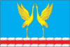 Flag of Shemetovskoe (Moscow oblast).png