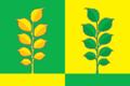 Flag of Zelyonovskoe (Ulyanovsk oblast).png