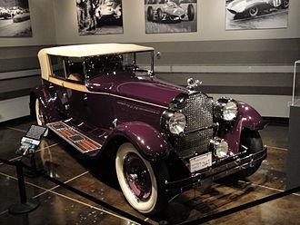 Packard Eight - Image: Flickr DVS1mn 27 Packard by Murphy (2)