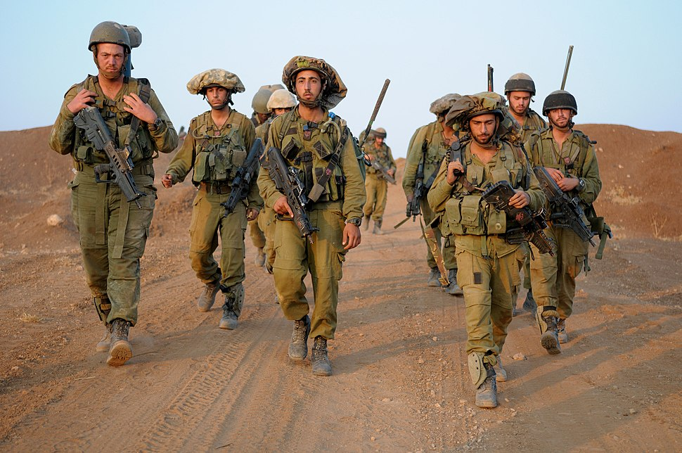 Flickr - Israel Defense Forces - Givati Brigade Drill (1)