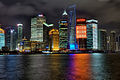 Flickr - Shinrya - Shanghai Skyline HDR.jpg
