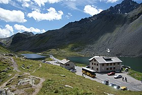 Image illustrative de l'article Col de la Flüela
