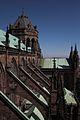 Flying buttress Notre Dame de Strasbourg Strasbourg FRA 001.jpg