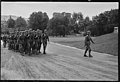 """Fo30141711140087 """"Reservebataljon Holmestrand paraderer for Quisling på Slottsplassen"""" 1942-06-14 (NTBs krigsarkiv, Riksarkivet).jpg"""