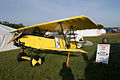 Fokker D.Vll Fat Fokker .80 Replica N2466C LSideFront SNF 04April2014 (14586345245).jpg