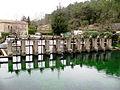 Fontaine-de-Vaucluse Retenue sur la Sorgue.JPG
