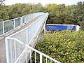 Footbridge over M4 at Hendy - geograph.org.uk - 71121.jpg