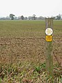 Footpath diversion - geograph.org.uk - 1060670.jpg