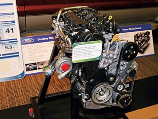 Ford Duratorq engine Marketing name of a range of Ford diesel engines first introduced in 2000