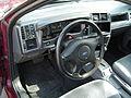 Ford Sierra CLX Swiss 1992 inside.jpg