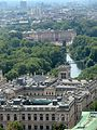 Foreign and Commonwealth Office and Buckingham Palace from London Eye 2014.jpg