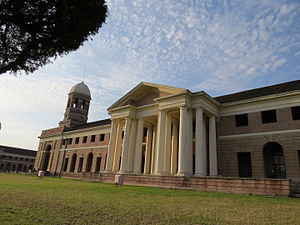 Forest Research Institute (India) - Forest Research Institute front view
