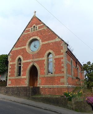 List of former places of worship in Wealden - Wikipedia