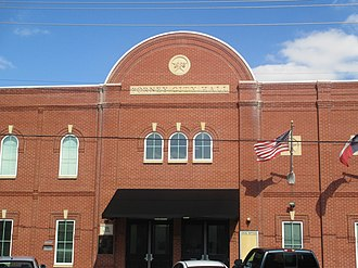 Forney, Texas - Forney City Hall