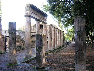 Il colonnato