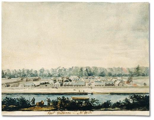 Fort William 1811