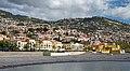 Fort of São Tiago and Hotel Porto Santa Maria in Funchal. Madeira, Portugal.jpg
