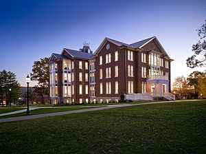 Juniata College - Founders Hall