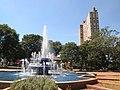 Fountain in Campo Grande, Brazil.jpg