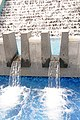 Fountains in the Bacardi complex in Hamilton, Bermuda - panoramio.jpg