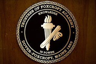 Foxcroft Academy Private high school in Dover-Foxcroft, Maine, United States