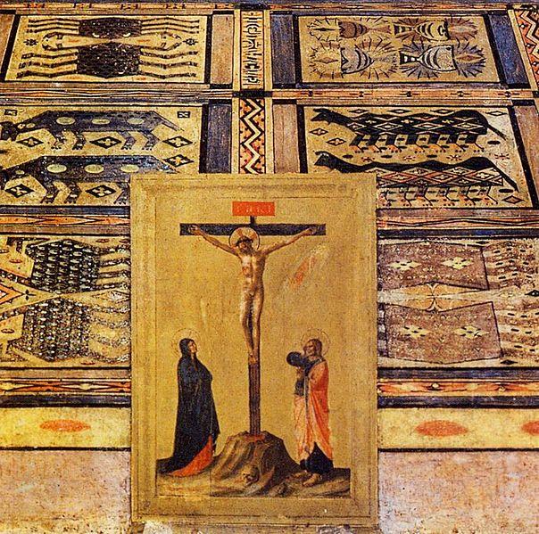 File:Fra Angelico - San Marco Altarpiece (detail) - WGA00510.jpg