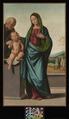 Fra Bartolommeo - Holy Family - LACMA - M.73.83.tif