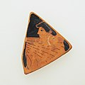 Fragment of a terracotta kylix (drinking cup) MET sf201160322front.jpg